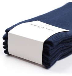 Democratique Socks ORIGINALS SOLID 3-pack Navy