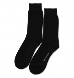 Democratique Socks Originals Champagne Pique 12-pack Black