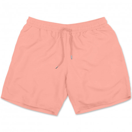 03a6356dbb YKIKI SOLID SWIM TRUNKS LIGHT SALMON - Vertical Cph