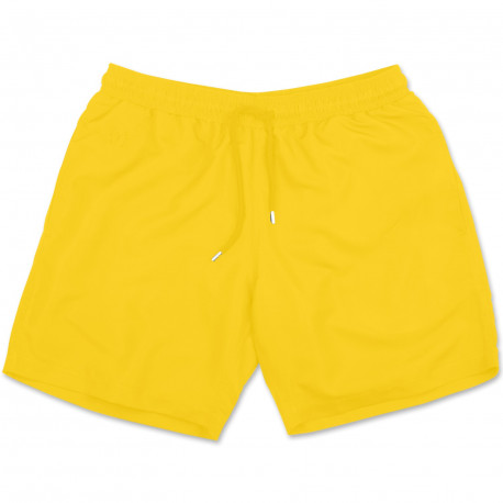 75db7ab59d YKIKI SOLID SWIM TRUNKS DOMINANT YELLOW - Vertical Cph