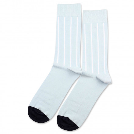 Originals Latitude Striped Light Blue/Clear White/Navy 6-pack
