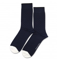 Originals Polkadot 6-pack Navy / Black / Off White