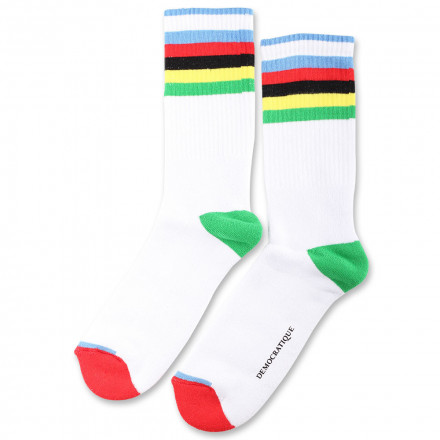 Democratique Socks Athletique Classique Cycling World Champion