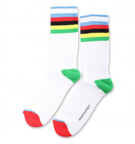 Democratique Socks Athletique Classique Cycling World Champion