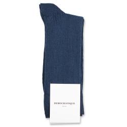 Democratique Socks Originals Fine Rib 6-pack Heavy Emerald