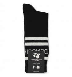 Democratique Socks ORIGINALS LONG STRIPES LOGO