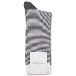 Originals Ultralight Stripes Warm Coal/Off White/Diesel 6-pack