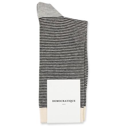 Originals Ultralight Stripes Black / Off White / Light Grey Melange