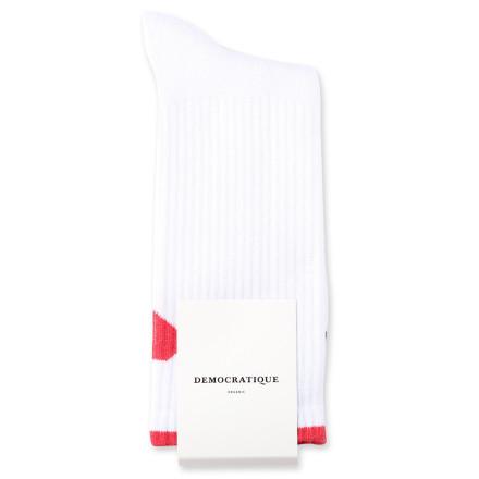 Democratique Socks Athletique Classique Icons 6-pack Heart